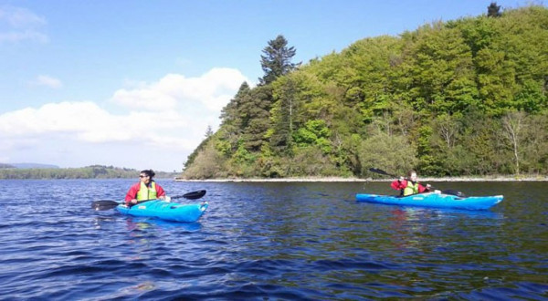 Kayaking-sligo